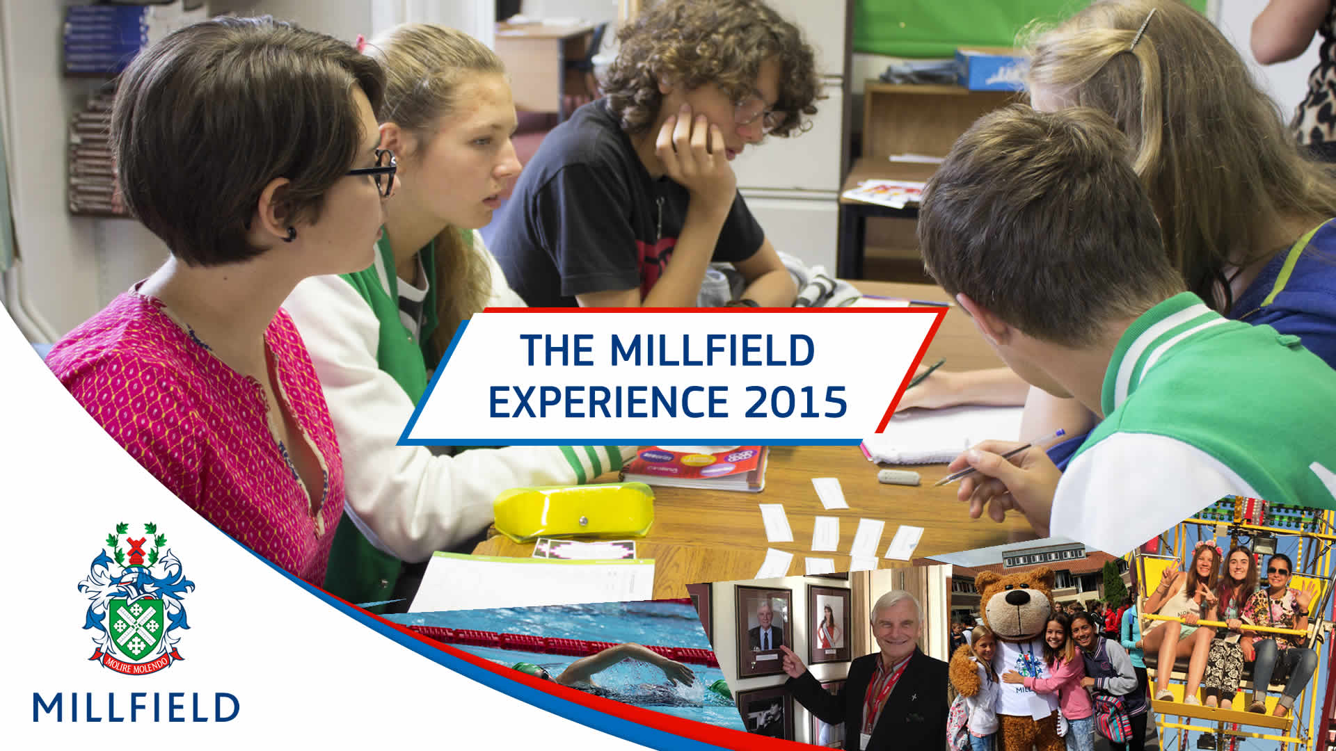 The Millfield Experience 2015